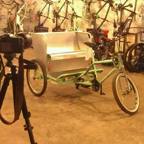 latest and greatest pedicab